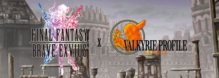 Valkyrie Profile: Lenneth Collaboration Event Descends Upon Final Fantasy Brave Exvius