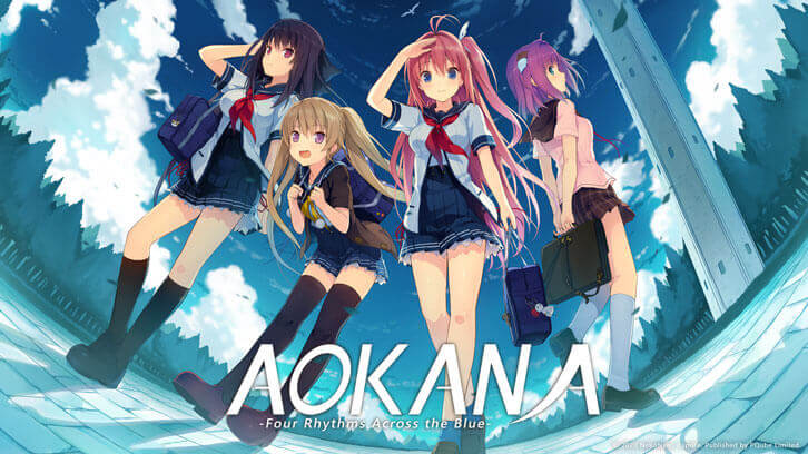 Aokana: Release date, Limited Edition and new screenshots revealed