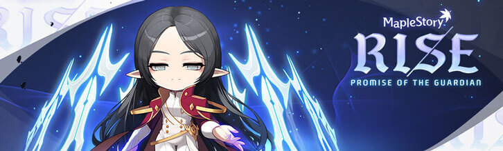 New Adele Class Headlines Global MapleStory Summer Update