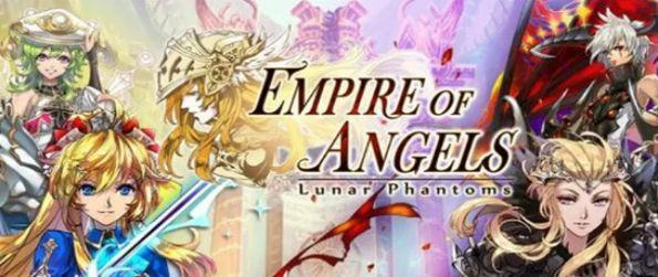 Empire of Angels: Lunar Phantoms - Build your own squad in Empire of Angels: Lunar Phantoms, an anime-inspired MMORPG.