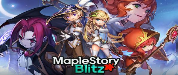 MapleStory Blitz - Play MapleStory Blitz, a strategy card game based on the world of the popular MMORPG, MapleStory!