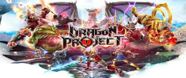 Dragon Project - Hunt down colossal monsters in Dragon Project and obtain materials from their downed corpses to forge new equipment.