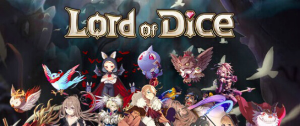 Lord of Dice - Collect over 200 heroes in your roster and fight deadly monsters and other players in Lord of Dice.