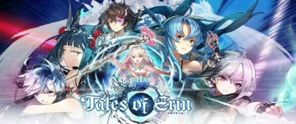 Tales of Erin - Play Tales of Erin and embark on an anime adventure with beautiful anime ladies.