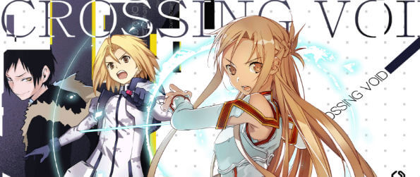 Dengeki Bunko - Crossing Void - Summon your anime heroes to battle and raise them to their maximum potential!