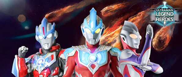Ultraman: Legend of Heroes - Battle your way through many dangerous foes in this exciting mobile based action RPG that doesn't disappoint.