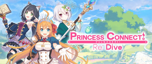 Princess Connect! Re: Dive - Enjoy this thoroughly captivating RPG experience that you can enjoy in the comfort of your phone.