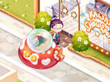 Kawaii Home Design Alien Spaceship
