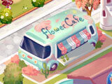 Kawaii Home Design Flower Cafe