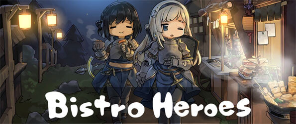 Bistro Heroes - Enjoy this simple yet highly addicting RPG experience that's unique, easy to get into but hard to let go of.
