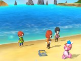 Waking up on a Beach in Dragon Quest of the Stars