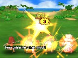 Unleashing a Party Combo in Dragon Quest of the Stars