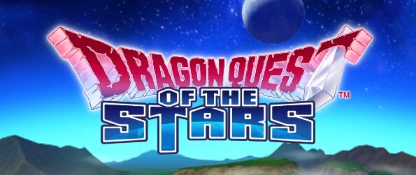 DRAGON QUEST OF THE STARS - Get ready to jump into a highly popular role-playing game that pioneered an entire genre!