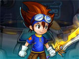 Digimon: Ultimate Evolution character upgrades