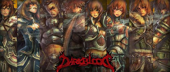DarkBlood Online - DarkBlood Online allows you to go through the high quality hack and slash MMO experience.