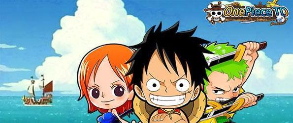 One Piece TD - Recruit the familiar and famous characters from the One Piece universe as your defenders!