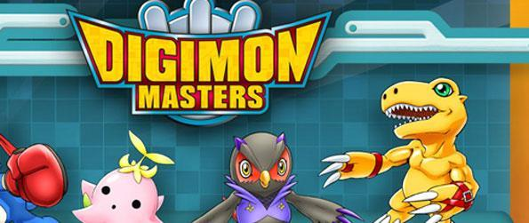 Digimon Masters Online - Experience the world of a Digimon Tamer and his exciting life with his Digimon partner.
