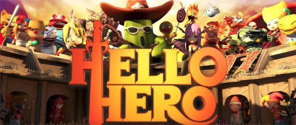 Hello Hero - Play this fun filled RPG that's sure to impress all who try it out.