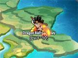 Dragonball Z Online world map