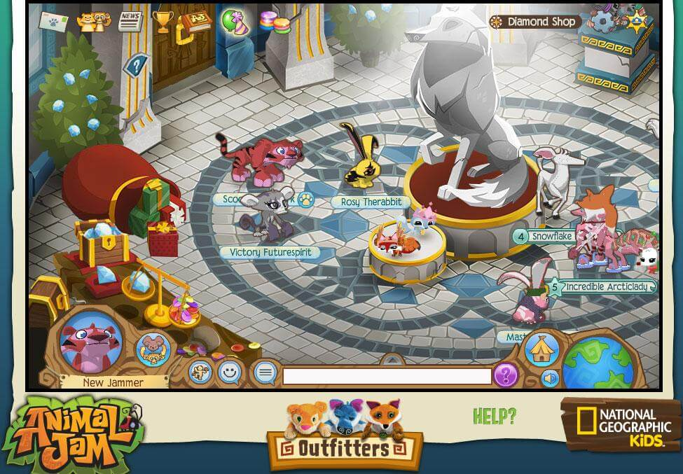 8 Ways to Get Lots of Gems on Animal Jam - wikiHow Fun