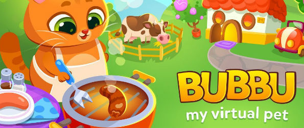 Bubbu – My Virtual Pet - Would you like to take care of a cat? Play Bubbu: My Virtual Pet and learn how to love your furry friend while having so much fun in the mini-games and getting rewards.