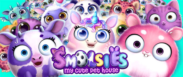 Smolsies - Play this cute and highly addicting pet simulation game that you're not going to be able to put down.