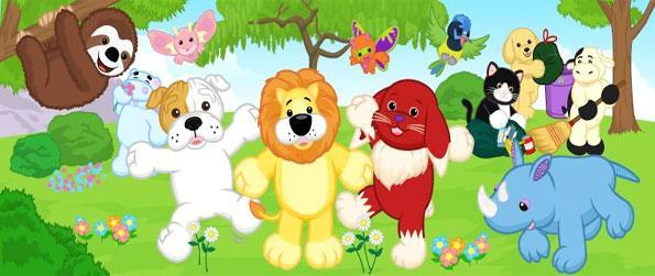 Webkinz - Explore a fun world full of cute animals and games.