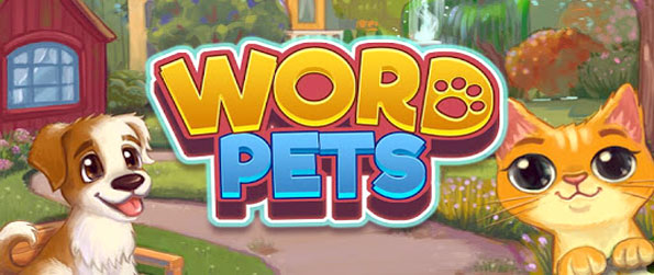 Word Pets - Find words to rescue pets in this delightful word game that doesn't cease to impress.