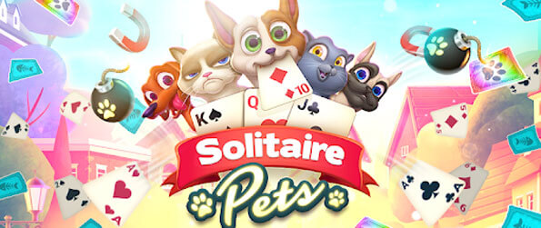 Solitaire Pets Arena - Play this innovative and immersive solitaire game that features a refreshing twist.
