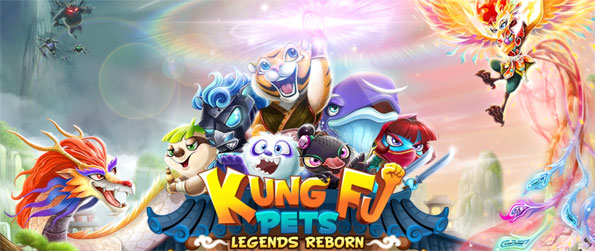 Kung Fu Pets - Set foot into a mystical world in this exciting simulation game that's unlike anything else out there.