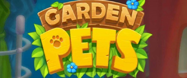 Garden Pets: Match-3 Dog & Cat Home Decorate - Prepare your heart for a load of sweetness as you meet a bunch of lovable pets in a gorgeous garden!