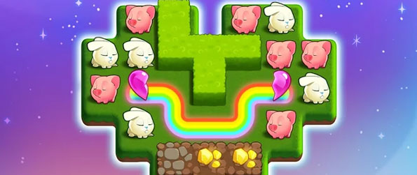 Link Pets - Help the professor and his assistance on their adventurous trip in this amazing match-3 puzzle game.