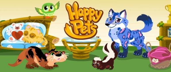 Happy Pets - Adopt Your Own Adorable Pet!