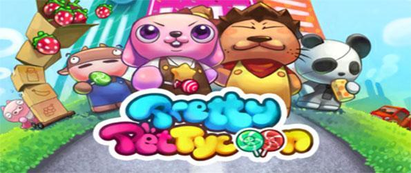 Pretty Pet Tycoon - Manages farms, cafés, bars and restaurants in this awesome time management game.