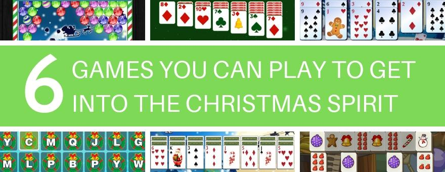 6 Games You Can Play to Get into the Christmas Spirit large