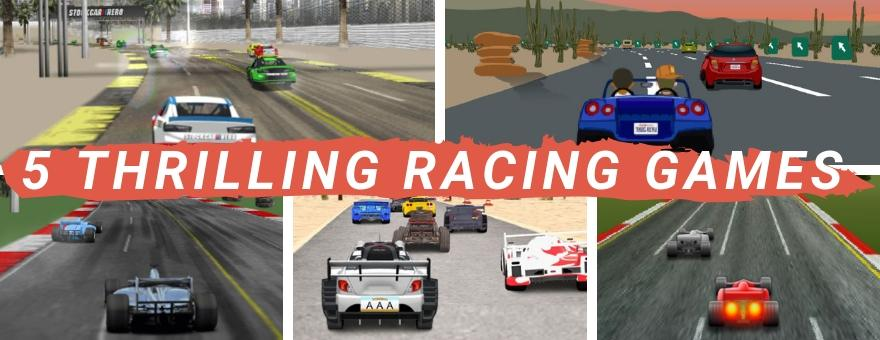 5 Thrilling Racing Games to Play on the PlayMarket large