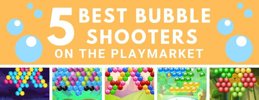 5 Best Bubble Shooters on the PlayMarket large