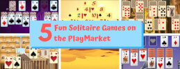 5 Fun Solitaire Games You Can Play on the PlayMarket thumb