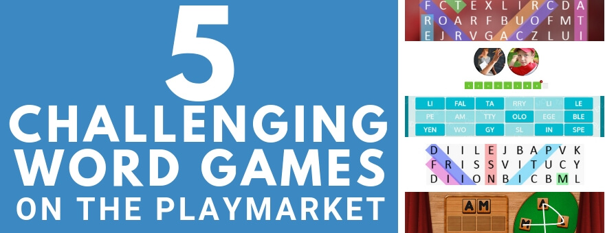 5 Challenging Word Games to Play on the PlayMarket large