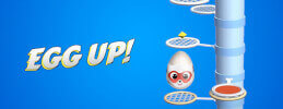 Coonster: Egg Up! 3D Bouncing Helix thumb