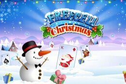 Freecell Christmas thumb
