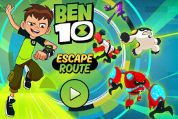Ben 10 Escape Route thumb