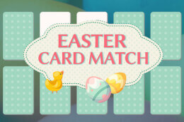 Easter Card Match thumb