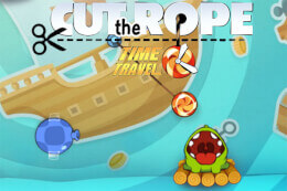 Cut The Rope: Time Travel thumb