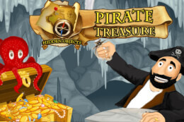 Hidden Objects Pirate Treasure thumb