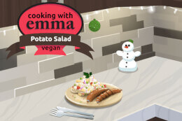 Cooking with Emma: Potato Salad thumb