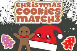 Christmas Cookies Match 3  thumb