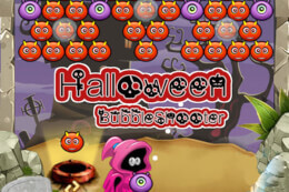 Halloween Bubble Shooter thumb
