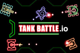 Tank Battle IO Multiplayer thumb