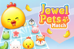 Jewel Pets Match thumb